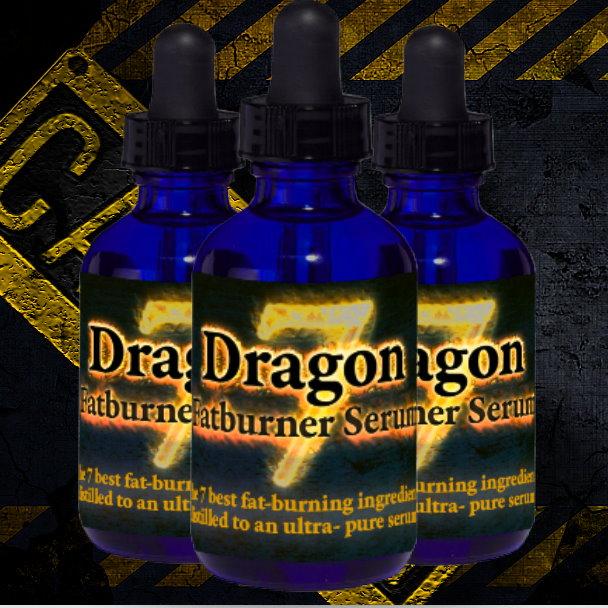 neuheit dragon 7 fatburner serum fettverbrennung acai raspberry african mango ebay. Black Bedroom Furniture Sets. Home Design Ideas